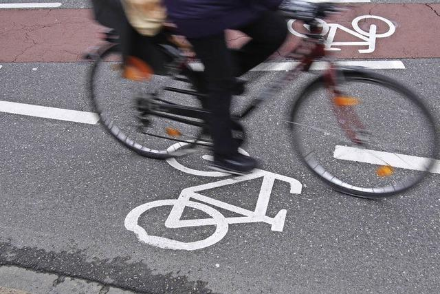 Kampagne Stadtradeln: Lörrach will einen Gang höher schalten