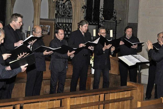 Die Vielfalt europäischer Chormusik