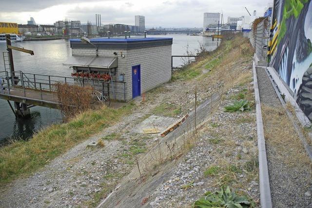 Neue Landmarke am Rhein gesucht