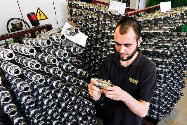 SBS-Feintechnik in Schonach wirbt um Mitarbeiter aus den östlichen EU-Staaten