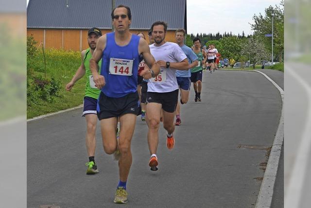 Ein Finne gewinnt Lauf an der Wutach