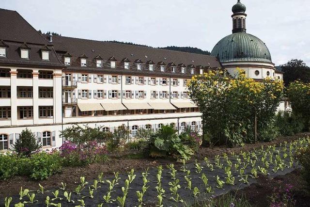 Fotos: Kräutergarten Oberried und Klostergarten St. Trudpert