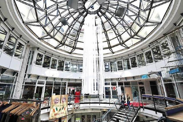 Einkaufspassage Atrium am Augustinerplatz wird umgekrempelt