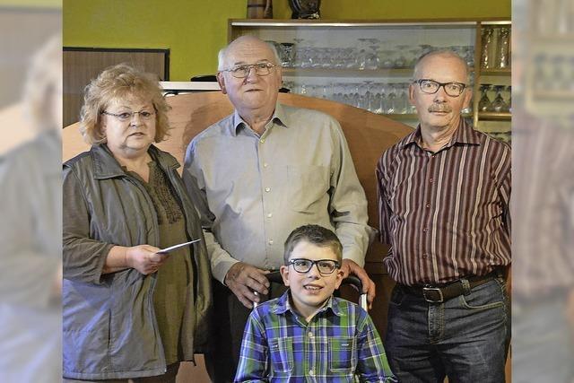 Spenden gehen an drei Familien