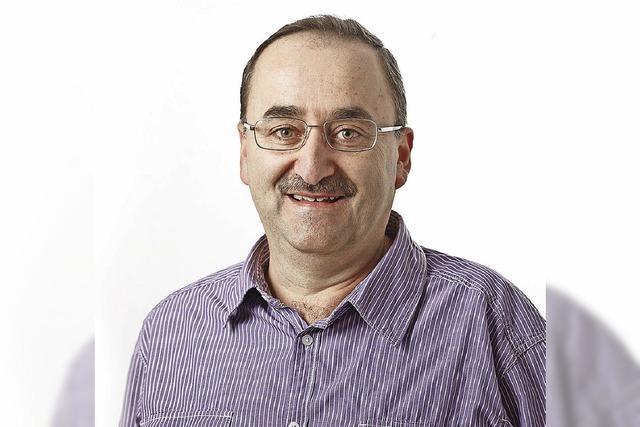 Dr. Fuat Zarifoglu referiert über Psychopharmaka in Lörrach