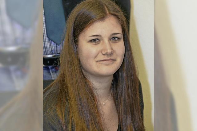 Lena Oster neue Sekretärin im Bürgermeisteramt in Löffingen