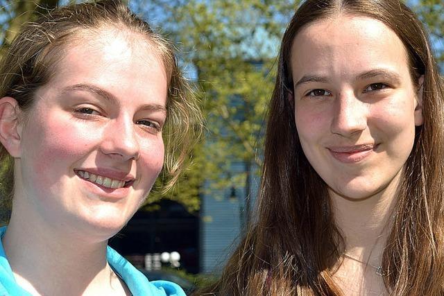 Ehrenamtspreis für zwei engagierte Schwestern