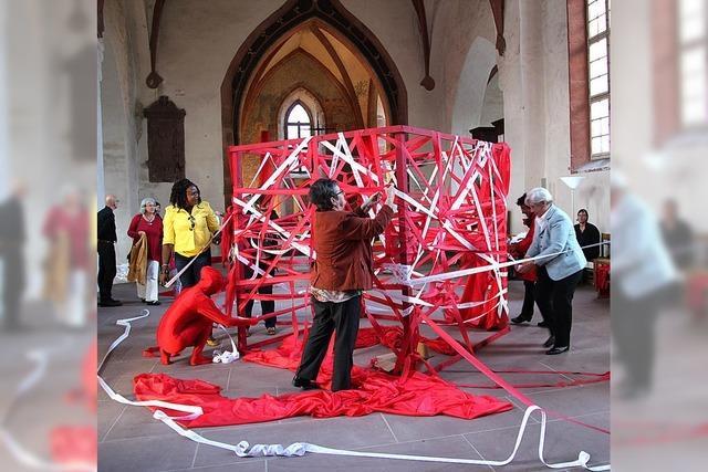 Kreativsein als roter Faden