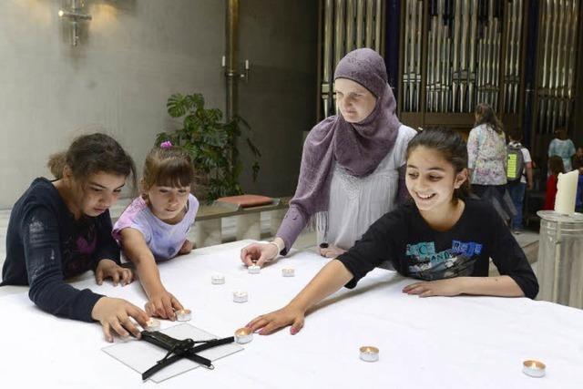Muslimischer Religionsunterricht und interreligiöses Projekt an Grundschule
