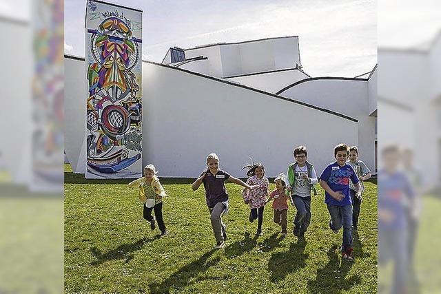 In Kindern kreatives Potenzial wecken