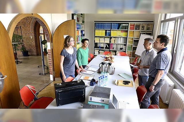 Die Finanzschule Freiburg leidet unter Raumnot