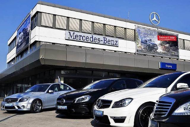 Basler Firma kauft Mercedes-Niederlassung in Freiburg