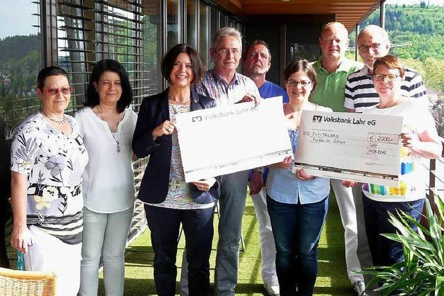 6000 Euro für Kinderheim und Arztpraxis in Mittelamerika