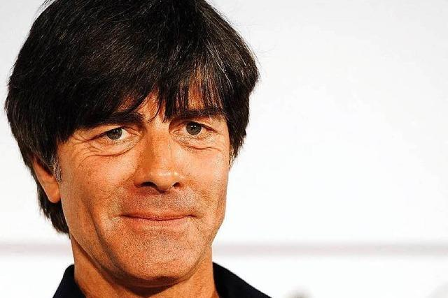 Bundestrainer Joachim Löw glaubt an den Klassenerhalt des SC Freiburg