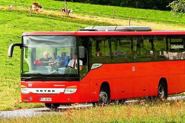 Busfahrer von Südbadenbus streiken - Stress am Donnerstag