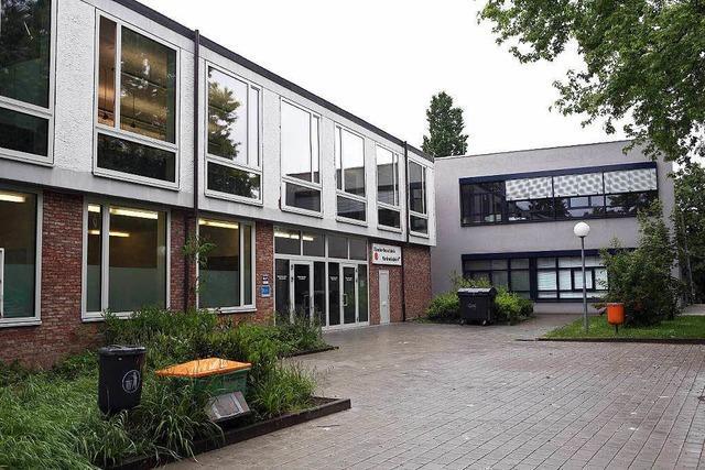 Die Schließung der Theodor-Heuss-Werkrealschule in Lahr ist vom Tisch