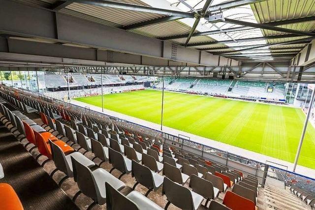 Spielt der SC Freiburg künftig in einem Stadion aus Holz?