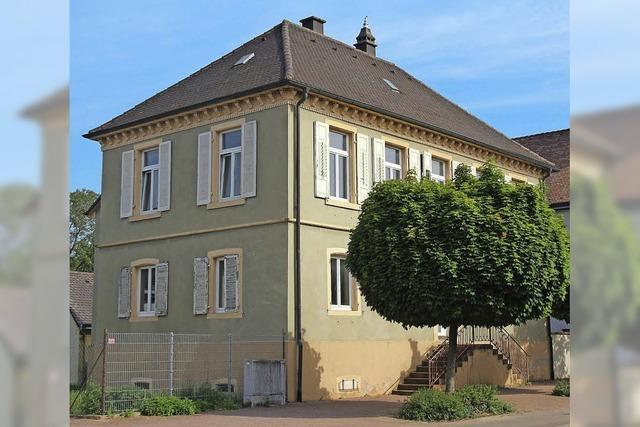 Altes Pfarrhaus wird verkauft