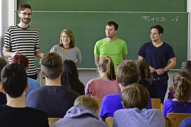 Wie ein Verein an Schulen gegen Homophobie ankämpft