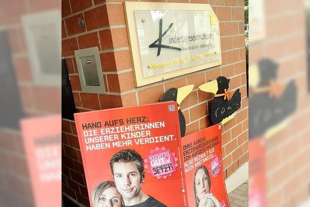 In Steinen und in Maulburg bleiben heute sämtliche kommunale Kindergärten zu
