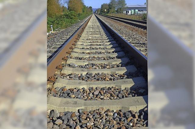 Neue Gleise für die Hochrheinbahn