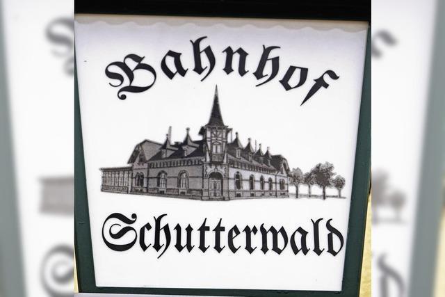 Neues Leben im alten Schutterwälder Bahnhof