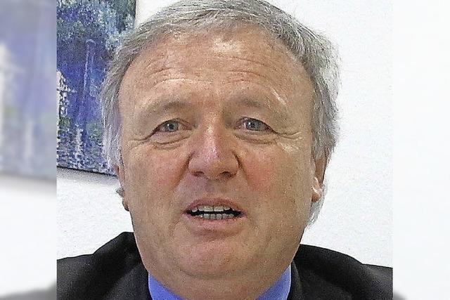 Klaus Brodbeck will für die FDP in den Landtag
