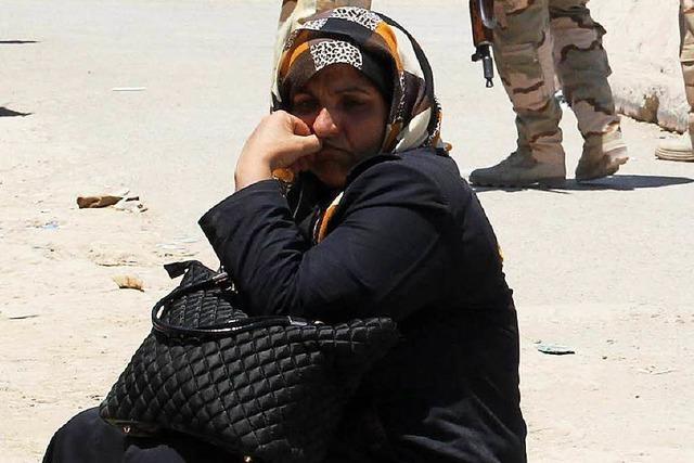IS-Einmarsch in Ramadi: Ist der US-Plan damit gescheitert?
