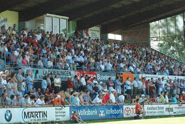 Emmendingen erwartet 4000 Zuschauer beim Pokalfinale