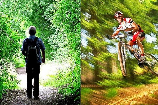 Schwarzwaldverein sieht die Zwei-Meter-Regel im Wald kritisch