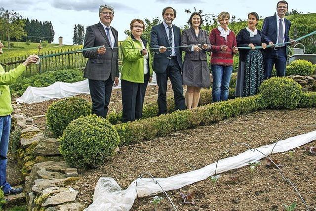Bauerngärten sind Perlen der Kulturregion