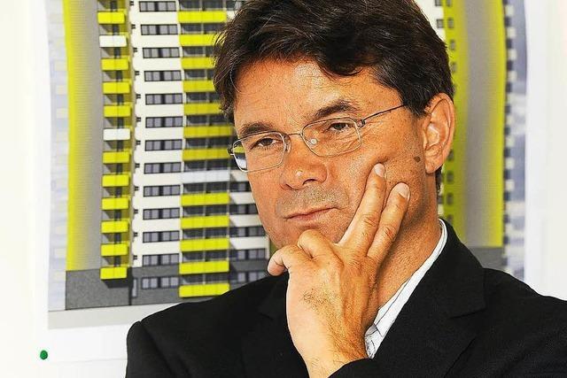 OB Salomon hält Stadtbau-Doppelspitze für
