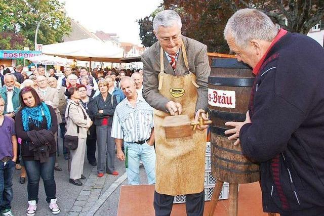 Altweiler Straßenfest in Weil am Rhein