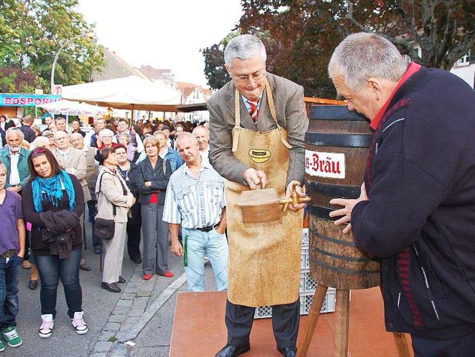 Markgräfler Gemütlichkeit...  | Foto: Frey Herbert