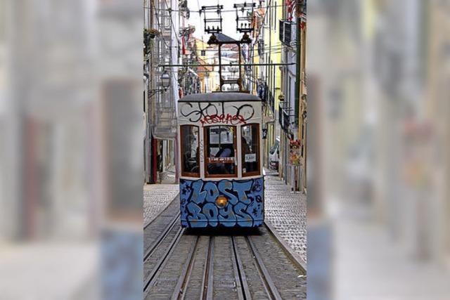 An Porto das Herz verloren