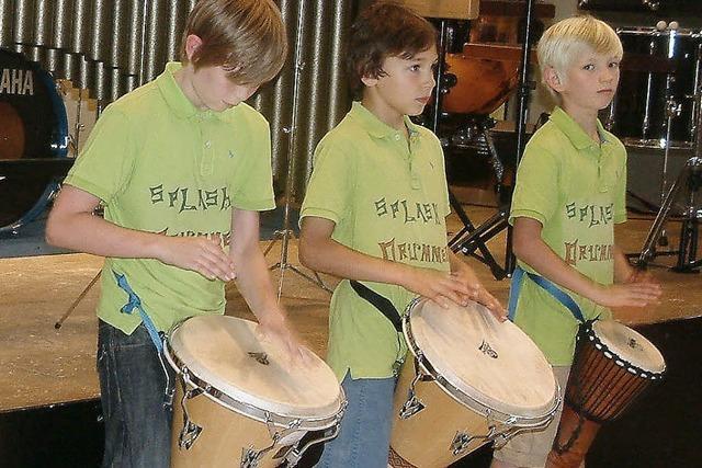 Mit klingender Münze die junge Musik unterstützen
