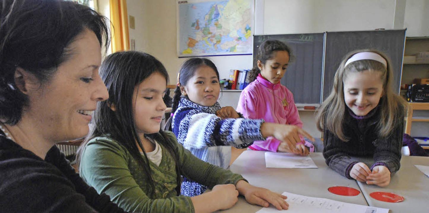 Sprachförderung ist für die Schubert-D...ridolinschule von vor einigen Jahren.   | Foto: Archivfoto: Barbara Ruda