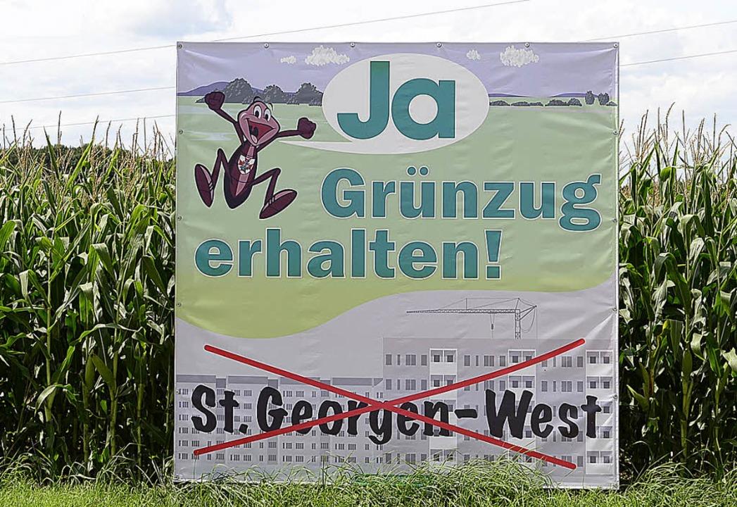 Jetzt ist es offiziell: In St. Georgen...eschloss der Gemeinderat am Dienstag.   | Foto: Ingo Schneider