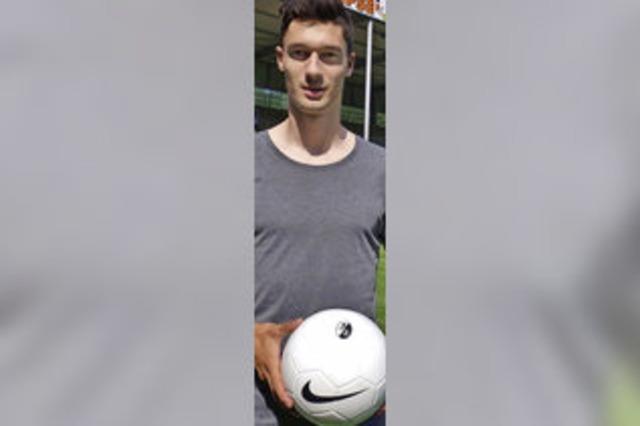 U-20-Stürmer zum Sportclub