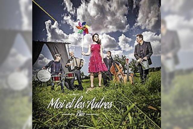 CD: CHANSONS: Französische Bio-Chansons