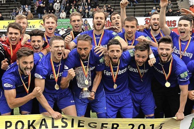 Bahlinger SC ist südbadischer Pokalsieger