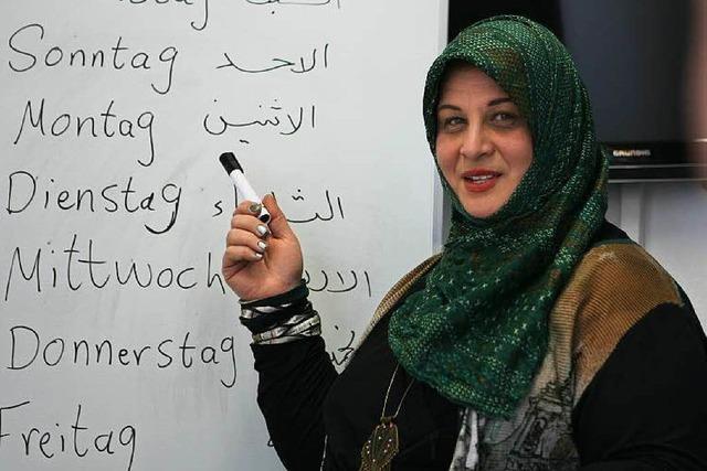 Integration: Mehr Geld für Flüchtlings-Sprachkurse nötig
