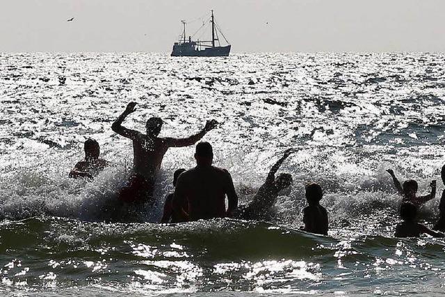 Badestellen: Wasserqualität in Europa ist gut