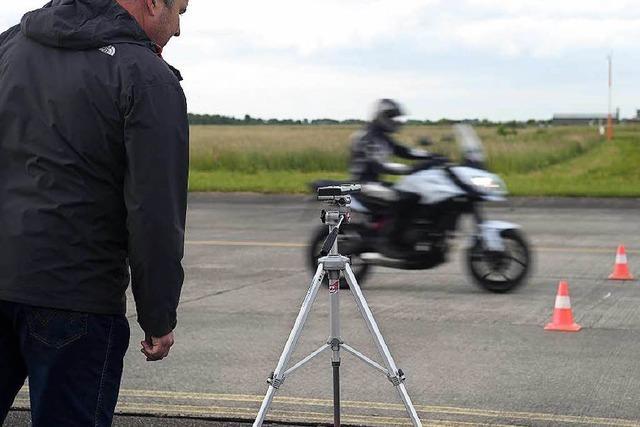 Neue Lärmschutzregeln für Motorräder sind eine Farce