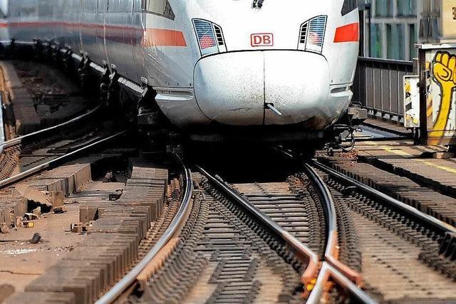 Lokführer-Streik bei der Bahn vorerst beendet