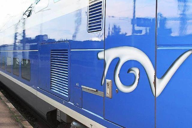 TGV nach Paris: Müllheim wird regulärer Halt