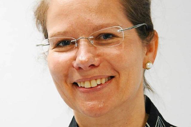 Neue Bürgermeisterin von Rheinfelden: Diana Stöcker packt's im ersten Anlauf