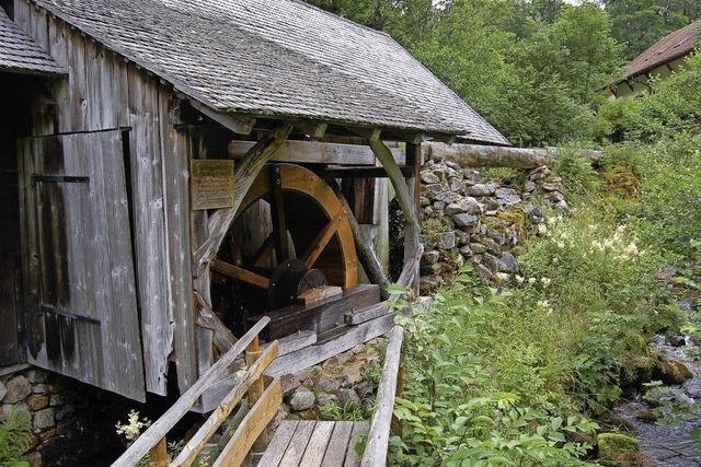 Klopfmühle lädt zum Tag der offenen Tür ein.