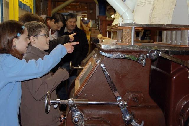 Deutscher Mühlentag in der Mellert-Mühle