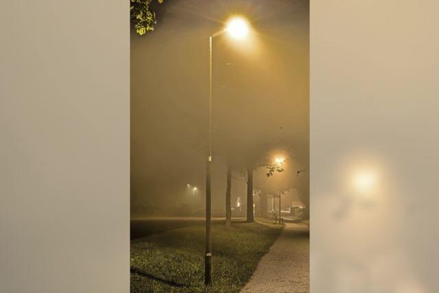 Strom sparen mit neuer Straßenbeleuchtung